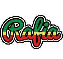 Rafia african logo