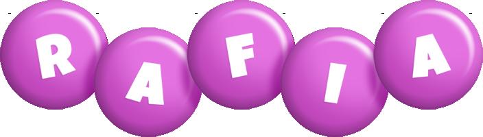 Rafia candy-purple logo