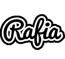 Rafia chess logo