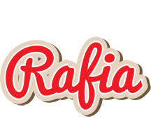 Rafia chocolate logo