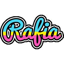 Rafia circus logo