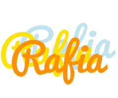 Rafia energy logo