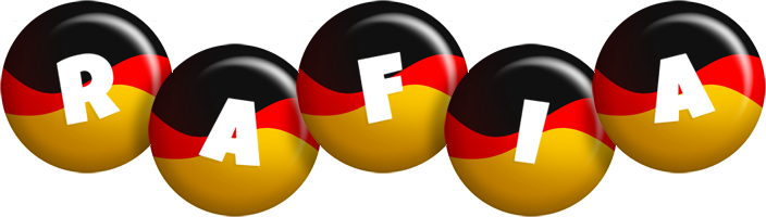 Rafia german logo