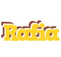 Rafia hotcup logo