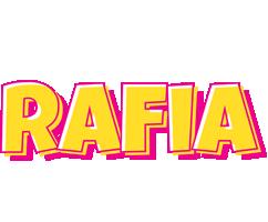 Rafia kaboom logo