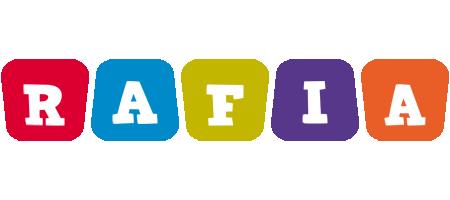 Rafia kiddo logo