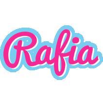 Rafia popstar logo