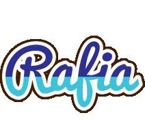 Rafia raining logo
