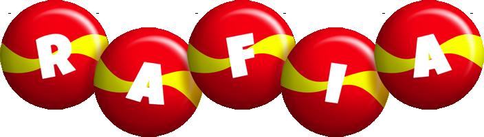 Rafia spain logo