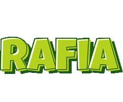 Rafia summer logo