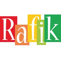 Rafik colors logo