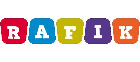 Rafik daycare logo