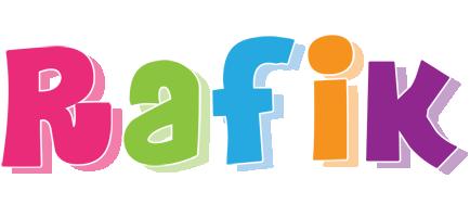 Rafik friday logo