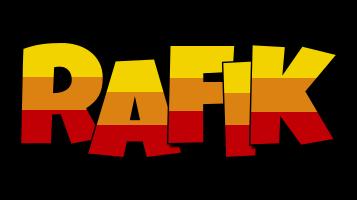 Rafik jungle logo