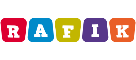 Rafik kiddo logo