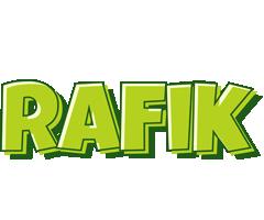 Rafik summer logo