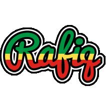 Rafiq african logo