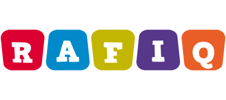 Rafiq daycare logo