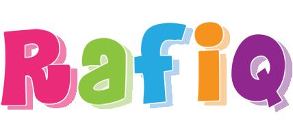 Rafiq friday logo