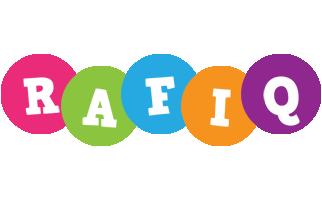 Rafiq friends logo