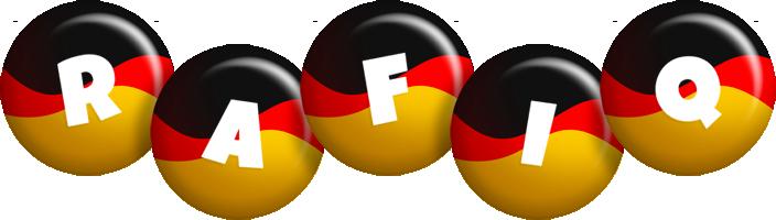 Rafiq german logo