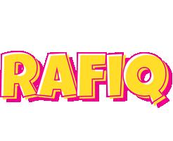 Rafiq kaboom logo