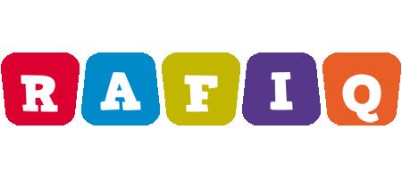 Rafiq kiddo logo