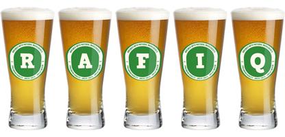 Rafiq lager logo