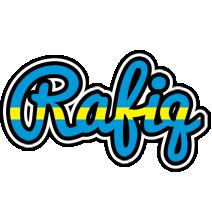 Rafiq sweden logo