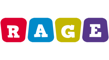Rage daycare logo