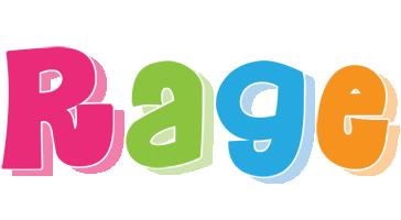 Rage friday logo