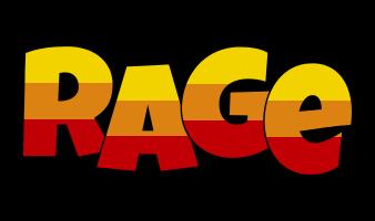 Rage jungle logo