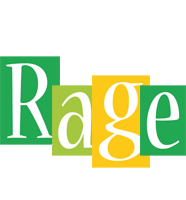 Rage lemonade logo