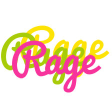 Rage sweets logo