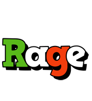 Rage venezia logo