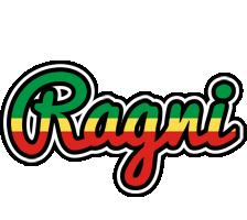 Ragni african logo