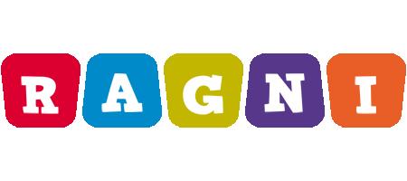 Ragni kiddo logo