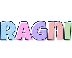 Ragni pastel logo