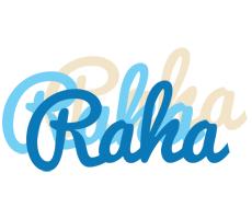 Raha breeze logo