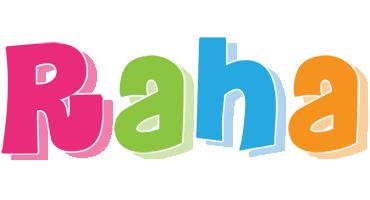 Raha friday logo