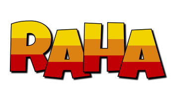 Raha jungle logo