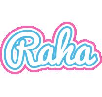 Raha outdoors logo