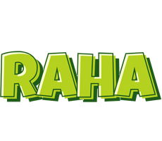 Raha summer logo