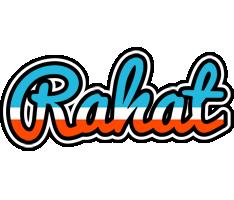 Rahat america logo