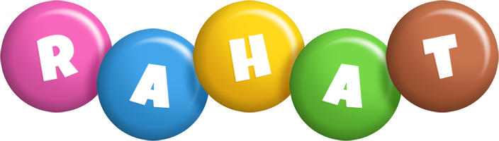 Rahat candy logo