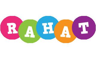 Rahat friends logo