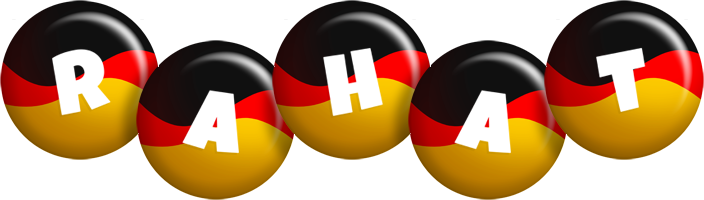 Rahat german logo