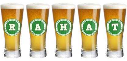 Rahat lager logo