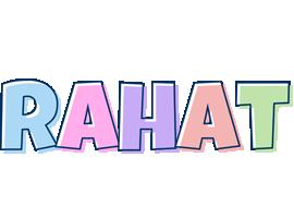 Rahat pastel logo