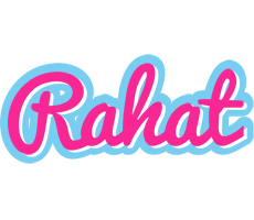 Rahat popstar logo